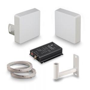 KRD-1800/2100 Комплект усиления сотовой связи GSM1800/3G и интернета на даче и в загородном доме