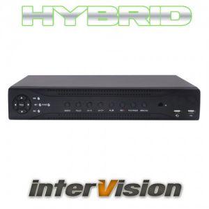 iDR-808F - гибридный видеорегистратор 960-H, 8 каналов