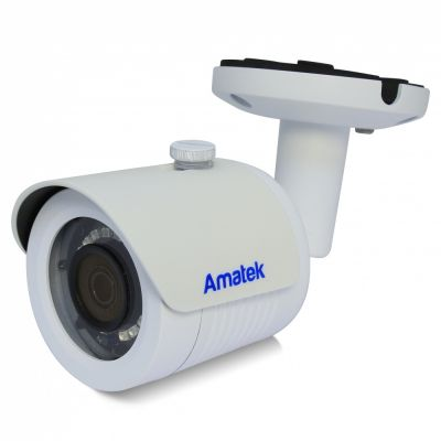 AC-IS132 Уличная Цилиндрическая IP-камера с объективом 3.6 мм
