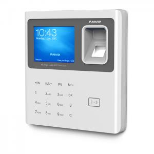 W1-ID Биометрический терминал для систем учета рабочего времени