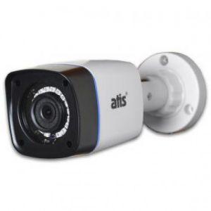 AMW-2MIR-20W/2.8 Lite Мультиформатная уличная цилиндрическая 2 MP видеокамера AHD+CVI+TVI+CVBS с ИК-подсветкой 25 метров