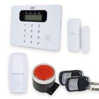 Atis Kit-GSM100. Комплект беспроводной GSM сигнализации для охраны квартиры, коттеджа, дачи, гаража, офиса
