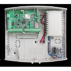 Норд GSM WRL Контрольная панель cо встроенным GSM-модулем (GPRS/CSD/Voice) c двумя сим-картами, без встроенного динамика