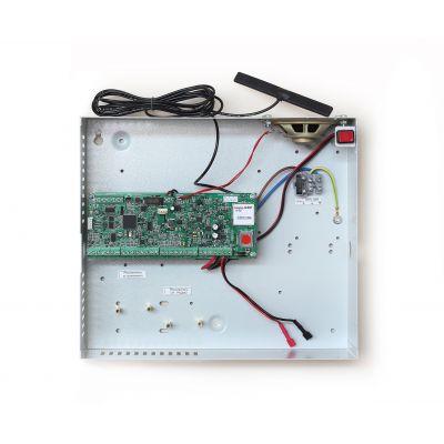 Норд GSM Контрольная панель со встроенным GSM-коммуникатором для охраны объектов недвижимости в металлическом корпусе