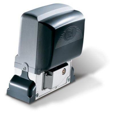 BX-64 Привод для откатных ворот весом до 400 кг и длиной до 20 м. Питание 230 В. Интенсивность использования 30%