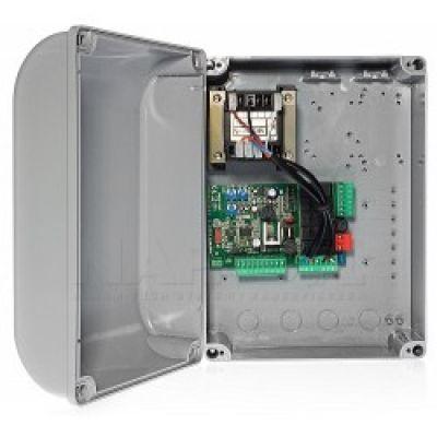 ZF1N Блок управления приводами с радиодекодером для 2-х створчатых распашных ворот производства CAME: FAST, KRONO, ATI, FERNI с напряжением питания AC220В