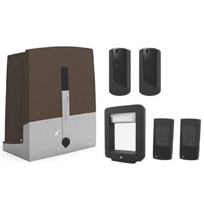 BXV Brown комплект для откатных ворот со створкой шириной до 10 м и весом до 400 кг