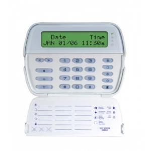 PK5500E1-H2 Пульт текстовый с ЖКИ, подключение одного шлейфа, для ПКП