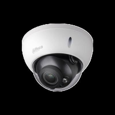 HAC-HDBW2401RP-Z Миниатюрная уличная купольная поворотная HD-CVI 4MP видеокамера с моторизованным варифокальным объективом 2,7-12 мм. антивандальная