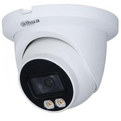 DH-IPC-HDW2439TP-AS-LED-0360B Всепогодная купольная IP-видеокамера Full-color с Искусственным Интеллектом 4Мп