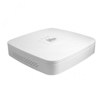 DHI-XVR4104C(W) - 4-канальный мультиформатный видеорегистратор 720P реалтайм; HDCVI+AHD+TVI+IP+PAL960H