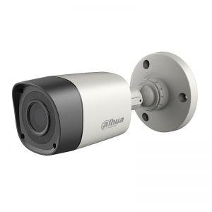"""HAC-HFW1000RP Уличная цилиндрическая HD-CVI 720p видеокамера  1/4"""" 3.6мм с """"умной"""" ИК подсветкой 15м"""