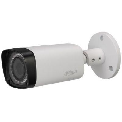 IPC-HFW2300RP-Z Уличная цилиндрическая IP видеокамера 3Mp 2048x1536 25/30кс с ИК подсветкой и МОТОРИЗОВАННЫМ  вариофокальным объективом 2.8-12мм