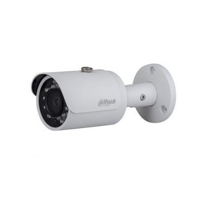 """HAC-HFW2401SP-0360B Уличная цилиндрическая HDCVI видеокамера, 1/3"""" 4MP CMOS, 3.6 мм"""