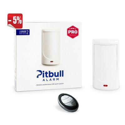 PitBull PRO Base - Беспроводной комплект оборудования для охраны объектов