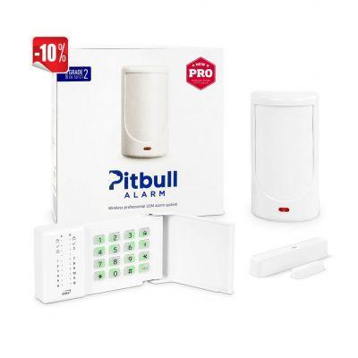 PitBull PRO Comfort - Беспроводной комплект оборудования для охраны