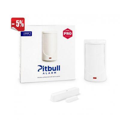 PitBull PRO Start - Беспроводной базовый комплект оборудования для охраны