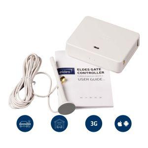 ESIM320 2G/3G - модуль управления шлагбаумом (воротами) с телефона