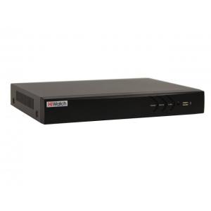 DS-H204TA 4-канальный гибридный HD-TVI регистратор c технологией AoC (аудио по коаксиальному кабелю)