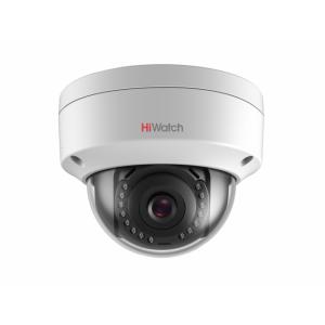 DS-I102 1Мп уличная купольная IP-камера с ИК-подсветкой до 30 м