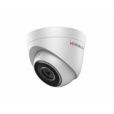 DS-I203 2Мп внутренняя купольная IP-камера с ИК-подсветкой до 30 м