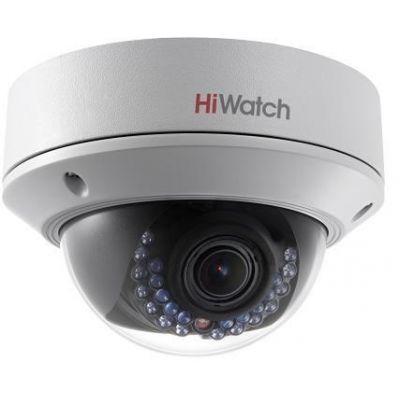 DS-I128 1.3Мп уличная купольная IP-камера с вариофокальным объектив 2.8-12мм и ИК-подсветкой до 20м.