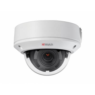 DS-I258 2Мп уличная купольная IP-камера с ИК-подсветкой до 30 м