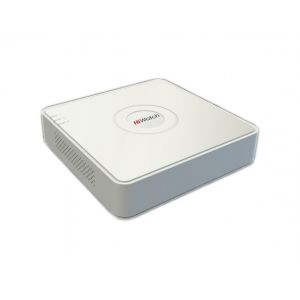 DS-H204QA 4-х канальный гибридный HD-TVI регистратор c технологией AoC (аудио по коаксиальному кабелю)
