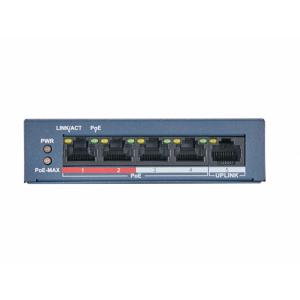 DS-S504P(B) Неуправляемый PoE-коммутатор