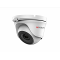 DS-T123  Купольная внутренняя HD-TVI 1Mp (1280х720) камера со смарт ИК-подсветкой до 20м