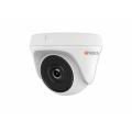 DS-T133  Купольная внутренняя HD-TVI 1Mp (1280х720) камера со смарт ИК-подсветкой до 20м