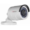DS-T200P Уличная цилиндрическая HD-TVI 2Mp (1920х1080) видеокамера с ИК-подсветкой до 20м