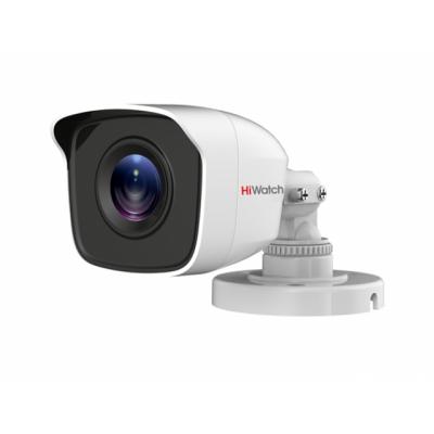 DS-T200S Уличная цилиндрическая HD-TVI 2Mp (1920х1080) видеокамера с ИК-подсветкой до 25м
