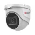DS-T203A 2 Мп купольная HD-TVI видеокамера с EXIR-подсветкой до 30 м и микрофоном