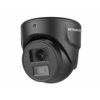 DS-T203N Уличная 2Мп миниатюрная купольная HD-TVI камера с EXIR-подсветкой до 20м