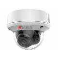 DS-T208S Всепогодная купольная HD-TVI 2Mp (1920х1080) видеокамера с ИК-подсветкой до 60м и вариобъективом