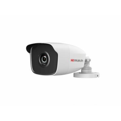 DS-T220 Уличная цилиндрическая HD-TVI 2Mp (1920х1080) видеокамера с ИК-подсветкой до 40м