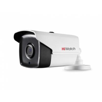 DS-T220S Уличная цилиндрическая HD-TVI 2Mp (1920х1080) видеокамера с ИК-подсветкой до 40м