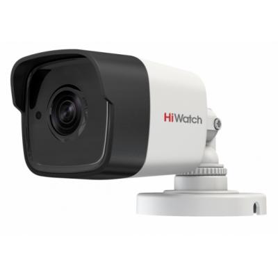 DS-T500 5Мп (2592x1940) уличная цилиндрическая HD-TVI камера с Smart ИК, EXIR-подсветкой до 20м
