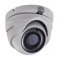 DS-T303 3Мп (1920x1536) уличная купольная HD-TVI камера с ИК-подсветкой до 20м