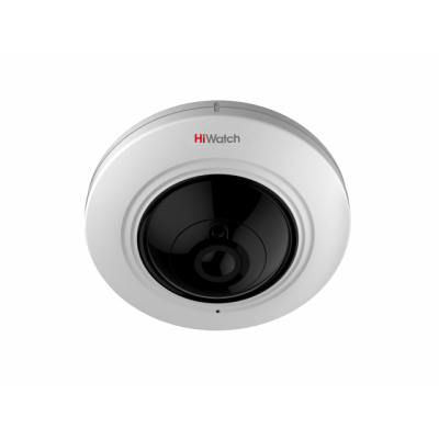 DS-T501 5Мп (2592x1940) панорамная внутрення HD-TVI камера с Smart ИК, EXIR-подсветкой до 20м