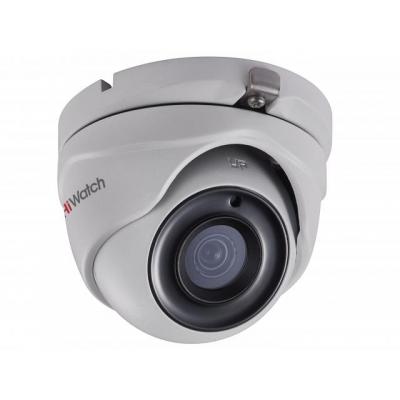 DS-T503 5Мп (2592x1940) уличная купольная HD-TVI камера с Smart ИК, EXIR-подсветкой до 20м