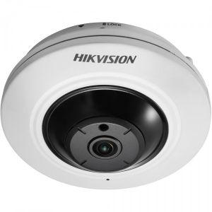 DS-2CD2942F Панорамная купольная IP камера Fish Eye с высоким разрешением до 4Мп