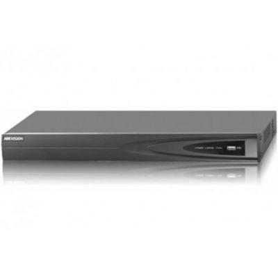 DS-7604NI-E1/4P 4-х канальный IP видеорегистратор со строенным PoE коммутатором