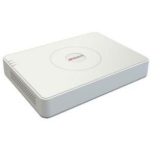 DS-H204Q  4-х канальный мультиформатный HD-TVI  регистратор для аналоговых, HD-TVI, AHD  и CVI камер + 1 IP-канал (до 5 с  замещением аналоговых)