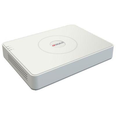 DS-H216Q Мультиформатный видеорегистратор HD-TVI/AHD/CVI/960H 16 каналов видео + 1 IP 4Мп (до 18 с замещением аналоговых)