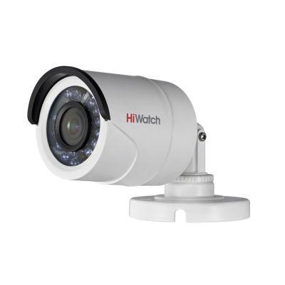 DS-T100 Уличная цилиндрическая HD-TVI 1Mp (1280х720) в/камера с ИК-подсветкой до 20м