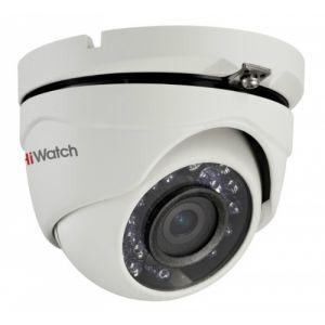 DS-T203 Всепогодная купольная HD-TVI 2Mp (1920х1080) видеокамера с ИК-подсветкой до 20м
