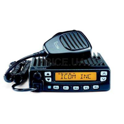 IC-F521 Профессиональная мобильно-базовая радиостанция 134-174 МГц, 256 каналов, 25Вт