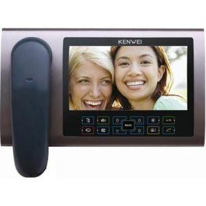Монитор видеодомофона KW-S700C-W200 (бронза)